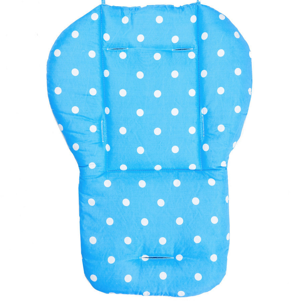 High Qualiuty Soft Polka dot cotton mat for baby infant stroller