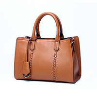 New Women's Trendy 2009 Single Shoulder Slant Fashion Leather Hands European and American Women's s s bags