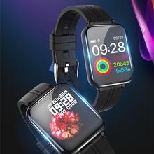 New Arrival B57 Waterproof 1.3Inch Heart Rate Blood Oxygen Monitor Bluetooth Smart Bracelet