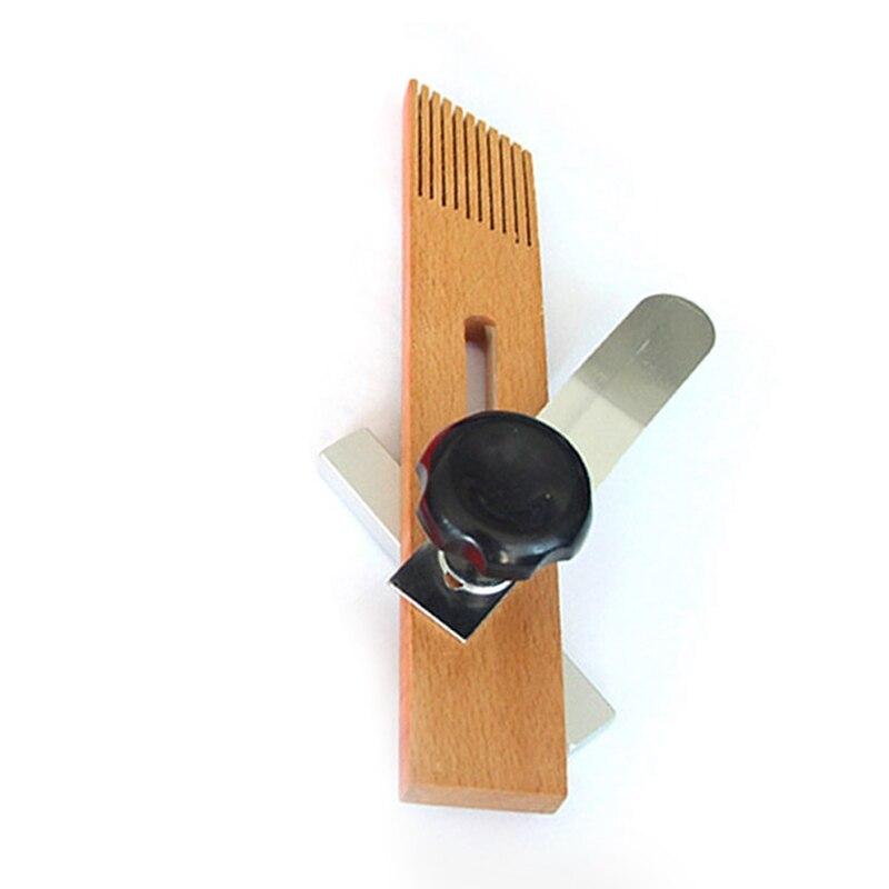 4 szt. Ochrona rąk trociny piła do drewna Push zestaw kijów do stolarki zestaw narzędzi do obróbki drewna