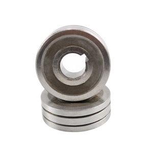 Welding Wire Feeding Roll U Knurl Groove 0.6mm 0.8mm 1.6mm Size 30x10x10mm Wire Feeder Roll