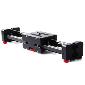 Image 5 - Nouveau professionnel réglable DSLR caméra vidéo curseur piste 40cm Double Distance pour Canon Nikon Sony caméra DV Dolly stabilisateur