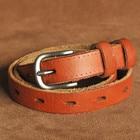 Cowhide Leather Belt...
