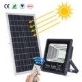 Светодиодный прожектор наружный Солнечный прожектор аварийный настенный отражатель для лампы Ip65 Водонепроницаемый садовый газон