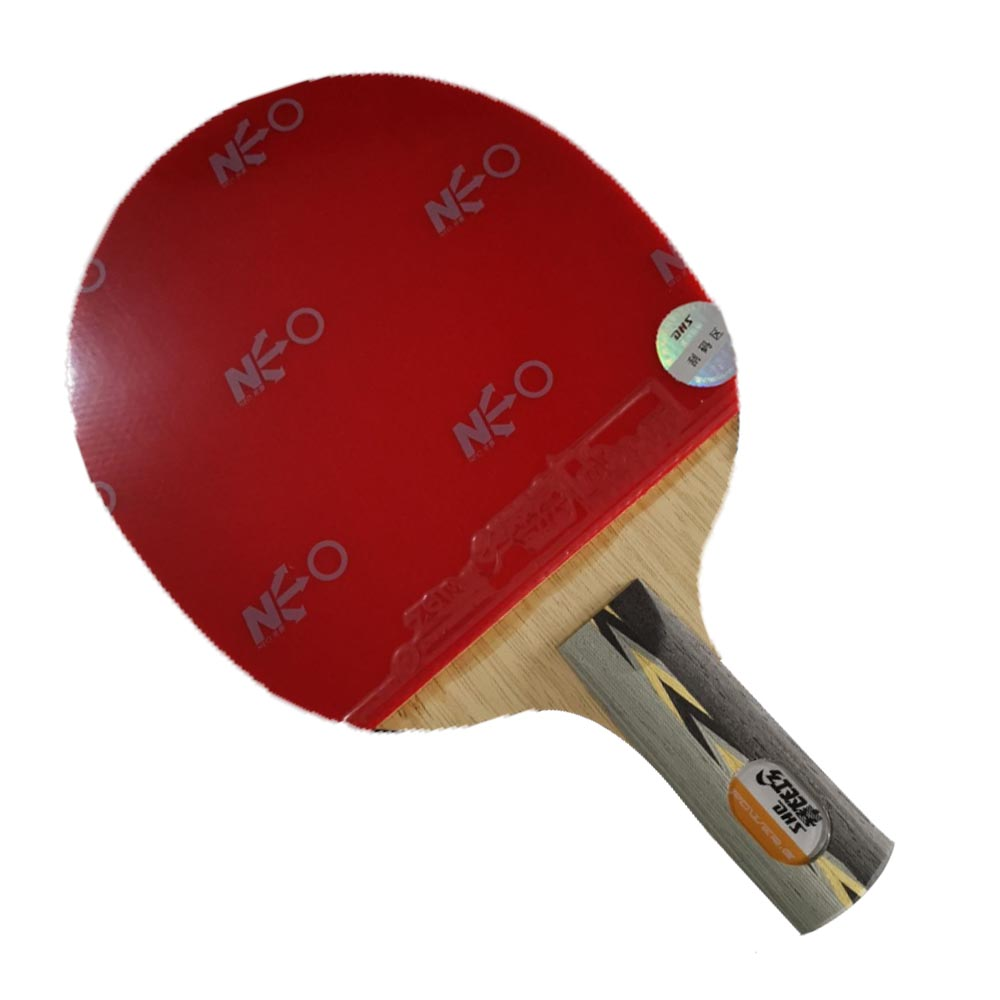 Image 4 - Pro Combo Racket DHS POWER. G7 PG7 PG.7 PG 7 with NEO TG2 and NEO Hurricane3 2015 Factory Direct Selling-in Table Tennis Rackets from Sports & Entertainment