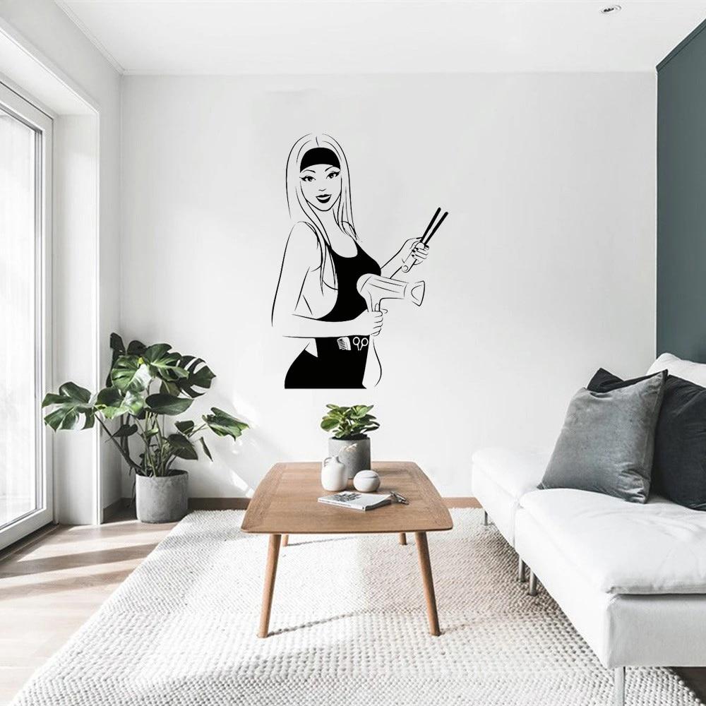 Blooming Beauty Salon Interior Design
