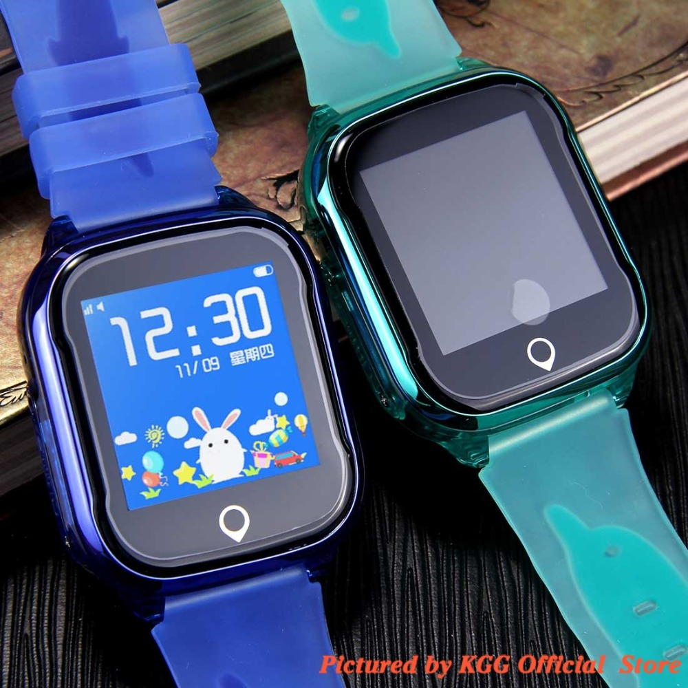 H7133481ba62d4158810f28cabd8aa5d5k - K21 Smart GPS Watch Kids New IP67 Waterproof SOS Phone Kids Smart Watch Children Clock Fit SIM Card IOS Android Wristwatch