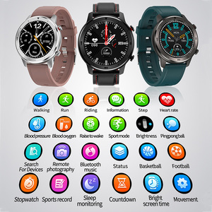 Image 5 - Timewolf Smart Watch IP68 Waterproof 5atm Blood Pressure Smartwatch Android 5.1 Heart Rate Smart Watch for Android Phone IOS