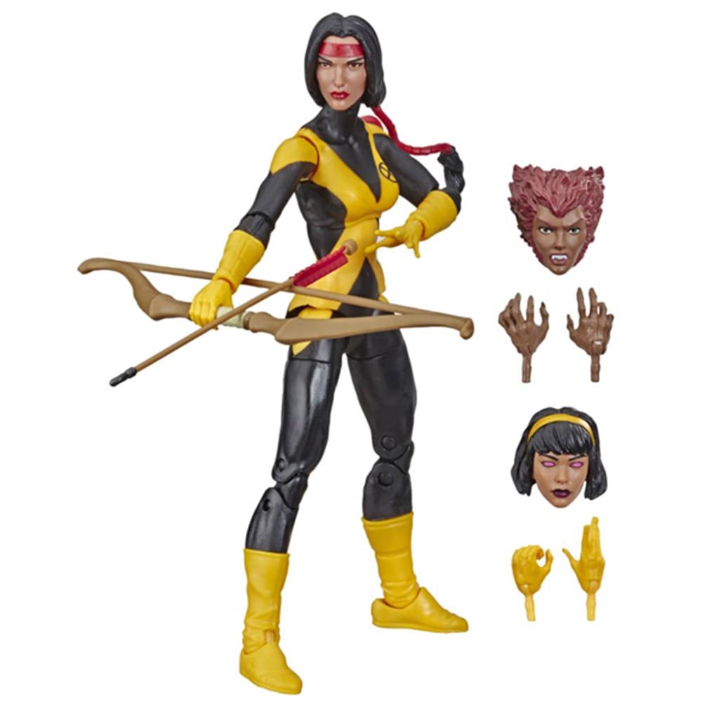 Marvel Legends X-men New Mutants Dani Moonstar 6