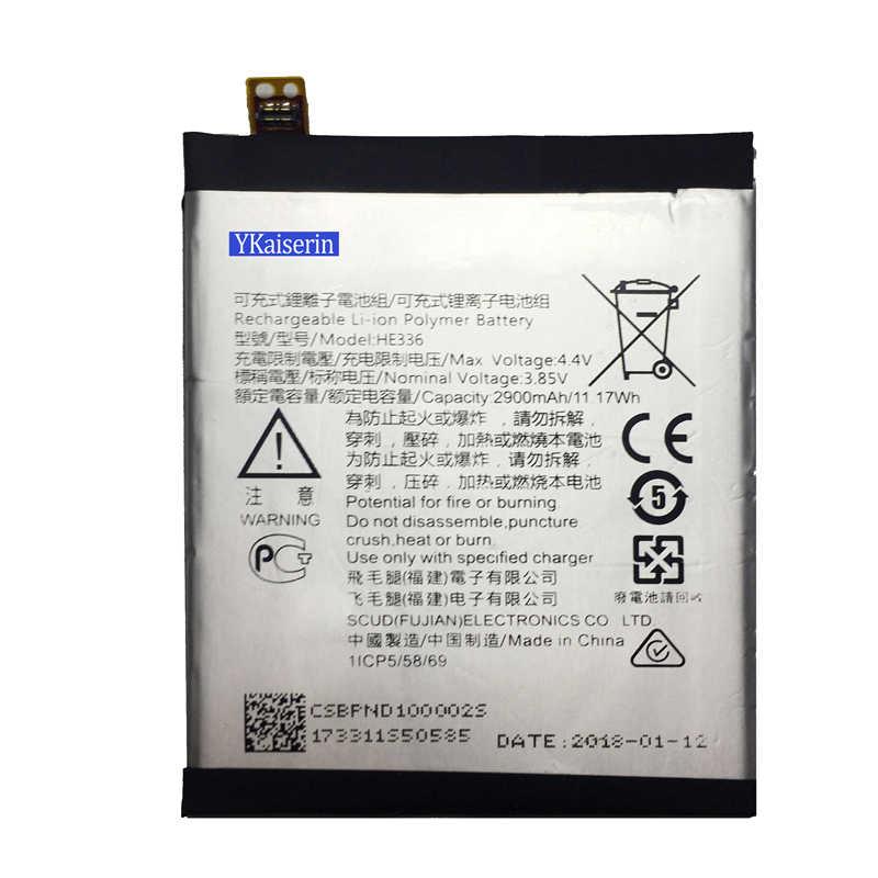 Nueva 2900mAh HE336 HE321 batería para Nokia 3,1/para Nokia 5 Dual SIM (TA-1053 DS)
