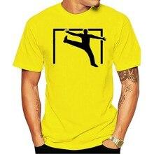 Camiseta de balonmano de malla para hombre, camiseta divertida de cuello redondo, Regalo Casual, nueva personalizada, 2020