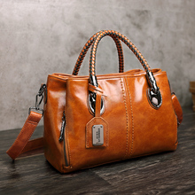 Crossbody Bags for Women Large Capacity Retro Shoulder Bag