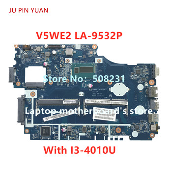 V5WE2 LA-9532P NBMFM11006 Laptop Motherboard For ACER E1-572 E1-532 E1-572G motherboard 100% fully tested z35fm motherboard for asus z35h z35f z35fm laptop motherboard fully tested work good