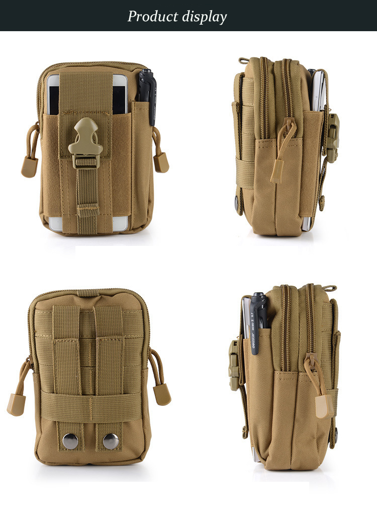 H7134a0ccd1e84f998f202c690ab4e4b8h - IKSNAIL Tactical Pouch Molle Hunting Bags Belt Waist Bag Military Tactical Pack Outdoor Pouches Case Pocket Camo Bag For Iphone