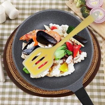1pc 8 Styles Nylon Silicone Cookware Colorful Spoon Spatula Brush Colander Cooking Utensils Kitchen Tools 2