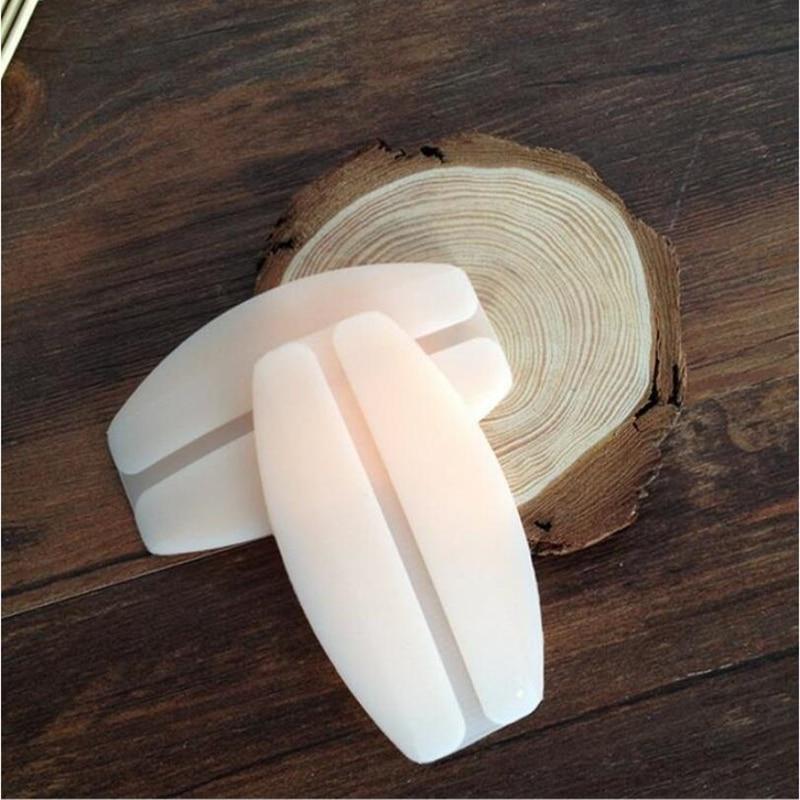 2 шт Наплечные подушечки Бюстгальтер ремень Защита силиконовый противоскользящая Подушка DIY для пошива швейных изделий ремесла аксессуары