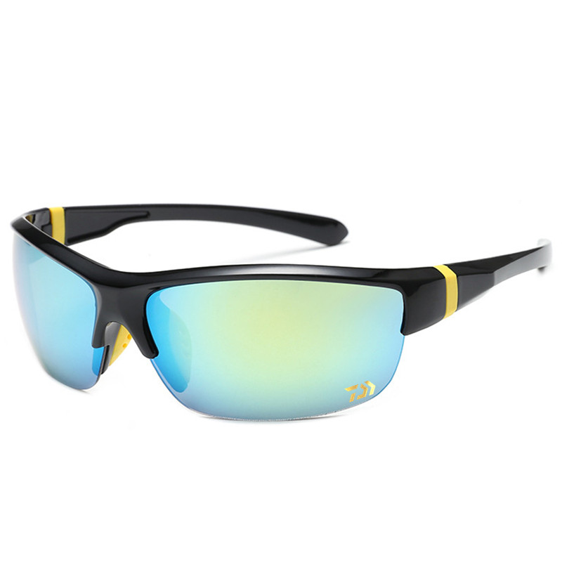 Daiwa очки для рыбалки на открытом воздухе спортивные солнцезащитные очки для рыбалки мужские очки для велоспорта солнцезащитные очки для ал...