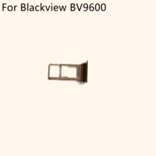 Blackview BV9600 oryginalne używane tacka na karty Sim taca na kartę Blackview BV9600 MTK6771T 6 2 #8222 2248*1080 Smartphone tanie tanio ebuydoor CN (pochodzenie) Dwóch kart sim adaptery