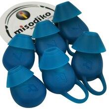 Misodiko אוזניות Eargels אוזן טיפים עבור Plantronics BackBeat Fit 3200/3100/2100/3150, backBeat Fit/Fit2 Bluetooth אוזניות