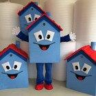 2020 Blue House  Mas...