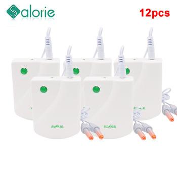 12PC Dropshig nosa nieżyt nosa zapalenie zatok leczenie masaż katar niska częstotliwość masaż karku Proxy BioNase opieki zdrowotnej tanie i dobre opinie SALORIE CHINA GD10-D