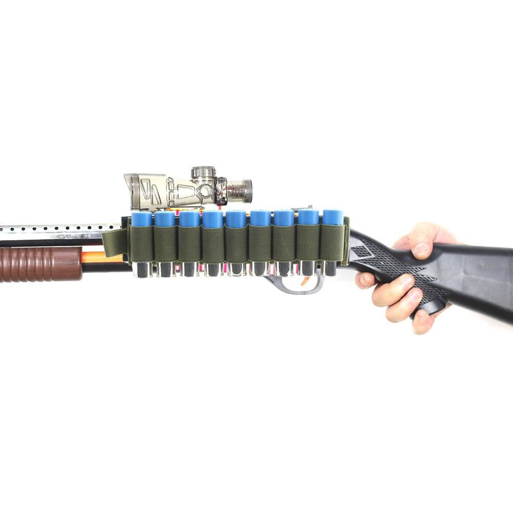 Тактическая петля с крючком, 9 круглых патронов, патрон для ружья, патрон, вставка, полоса для карт с клейкой задней стороной для 12 калибра|shotgun shell holder|shotgun shellshotshell holder | АлиЭкспресс