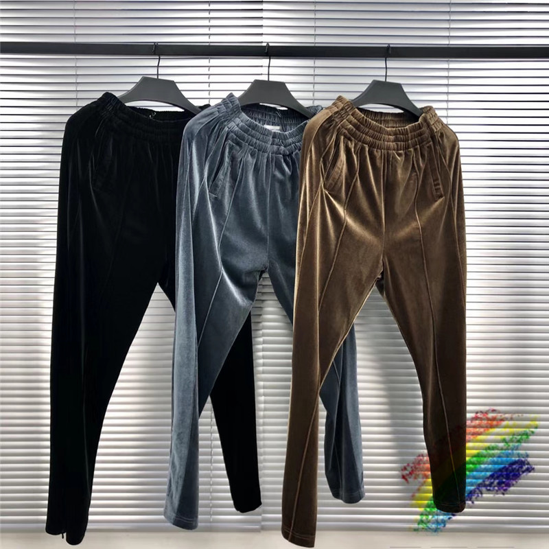 Velvet Galliano‌ Lando Sweatpants Men Women 1:1 High Quality Kanye West Joggers Galliano‌ Lando Trousers Pants