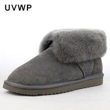 Botas de neve masculinas da moda genuína pele de carneiro masculino botas de inverno 100% natural pele de lã quente botas de tornozelo masculino sapatos de qualidade superior