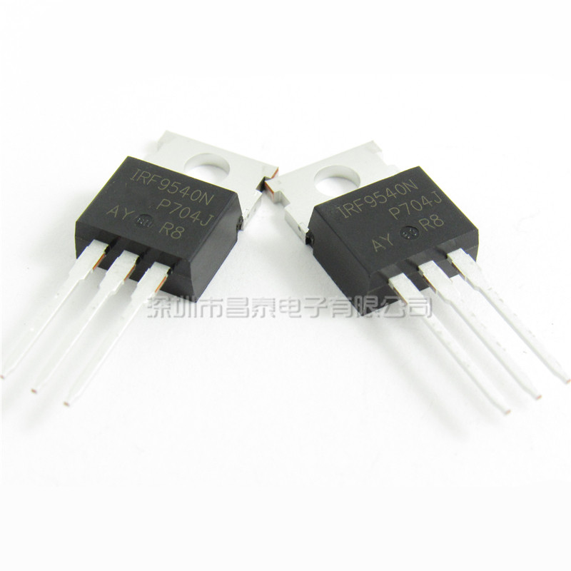 10 Pieces F9540N IRF9540 IRF9540N MOS Field Effect Transistor TO-220