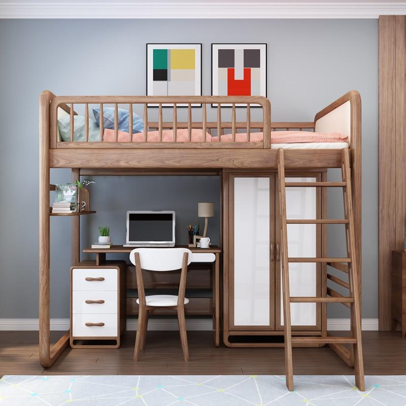 Single Twin Full Size Bunk Loft Bed