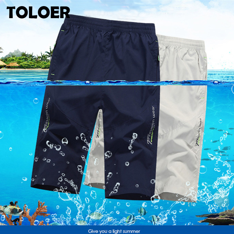 Gym Quick Dry Shorts Men Workout Training Running Shorts Zipper Pocket Mens Lightweight Breathable Board Shorts Plus Size 5XL