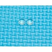 2шт G-2 с покрытием стекло коллиматор линза фокус линза для 405 нм 450 нм синий лазер диод