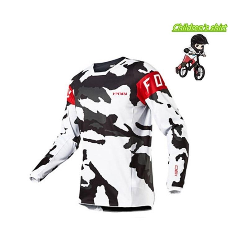 2021 chico de manga larga Jersey para descensos de bicicleta de montaña de la motocicleta Ciclismo Crossmax camisa de Ciclismo r