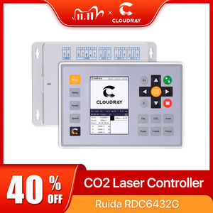 Image 1 - Clouday Ruida RDC6432 CO2 Laser Controller System for Laser Engraving Cutting Machine Replace AWC708S Ruida 6442S Ruida Leetro