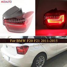 Feu arrière pour BMW F20 F21 114i 118i 125i M135i 2011-2015 feu arrière feu arrière feu Stop feu de brouillard réflecteur de pare-chocs arrière