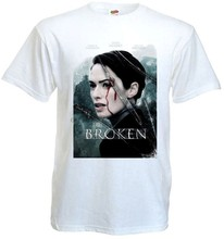 The Broken V1 T Shirt White All Sizes S-5Xl Fashion T-Shirts Summer Straight 100% Cotton Interesting Pictures(China)