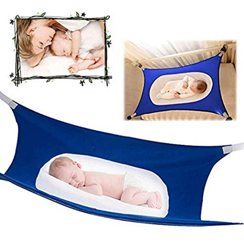 K-STAR New Baby Home Hanging Sleeping Bed Detachable Portable Comfortable Bed Kit Camping Infant Hammock