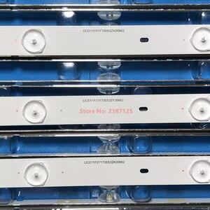"""Image 4 - CL 40 D307 V3 listwa oświetleniowa led na 40 """"TPV TPT400LA HM06 40PFL5708/F7 40PFL3188 40pfg4109 40phg4109 40PFT4109/60 40PFL3088H"""