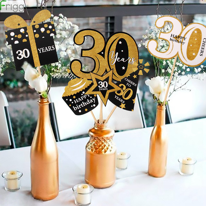 30 40 50 <font><b>Birthday</b></font> Photo Booth <font><b>Birthday</b></font> Party <font><b>Decorations</b></font> Adult Photobooth Props 30th 40th <font><b>50th</b></font> <font><b>Birthday</b></font> Party Supplies Backdrops image