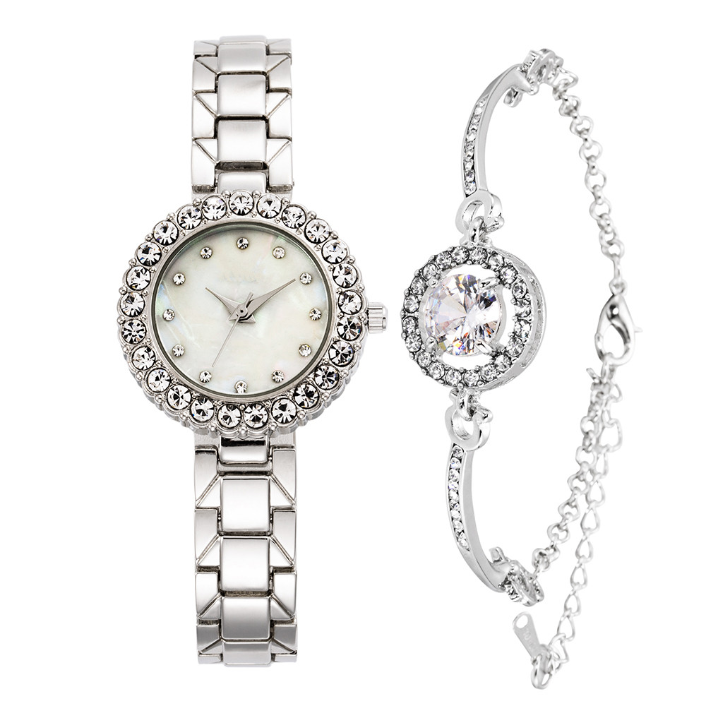 Relojes Mujer 2019 Women Metal Strap Wristwatch Bracelet Quartz Watch Woman Ladies Watches Clock DR01 Fashion Women Watches