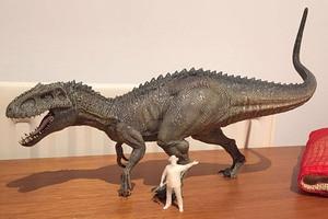Image 4 - IN STOCK! Nanmu 1:35 Scale Bereserker Rex Dinosaur Model Figure Collector Decor Gift With Original Box Plastic Crafts