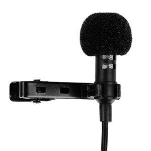 Image 5 - 1.5m omnidirecional microfone condensador para gravador para iphone 6s 7 ppus xiaomi almofada do telefone móvel dlsr câmera