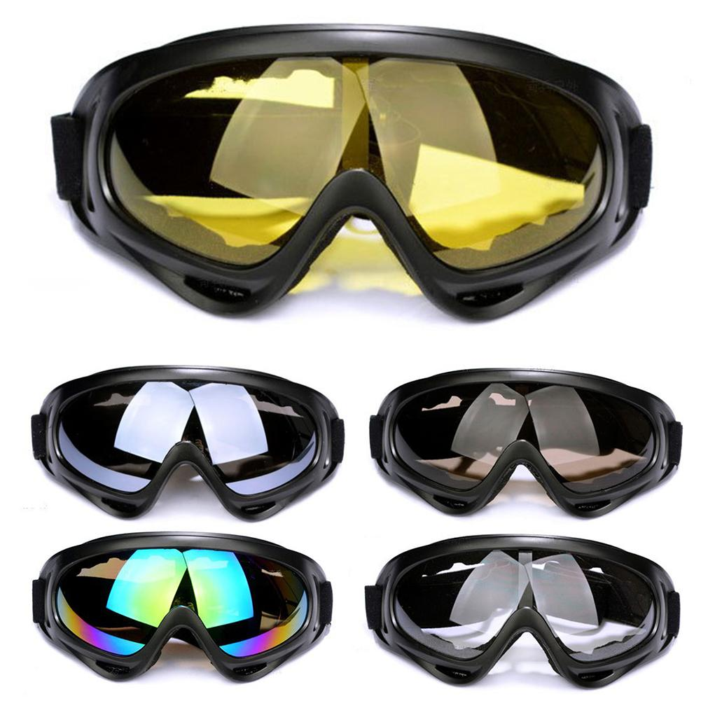 Outdoor Ski Goggles Skating Sports Wind And Dust Riding Glasses Anti-fog Big Ski Mask Glasses Skiing Men Women Snow Snowboard G