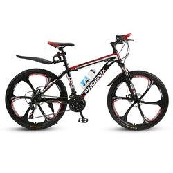 Dla dorosłych wstrząsy rower górski 27 prędkości podwójne hamulce tarczowe dla mężczyzn i kobiet studentów off-road rower