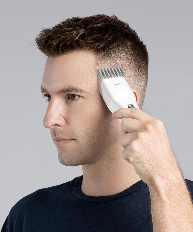 xiaomi ENCHEN Boost Hair Clipper USB Electric  Two Speed Ceramic Cutter Hair Fast Charging Hair Trimmer Children Hair Clipper 2