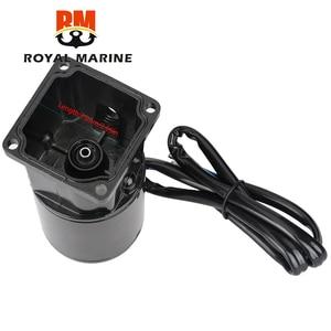 Image 5 - 809885A1 Tilt Trim Motor Voor Mercury Mariner Buitenboordmotor 40HP 125HP 809885A2 809885T2 893907 813447 Lester 10827