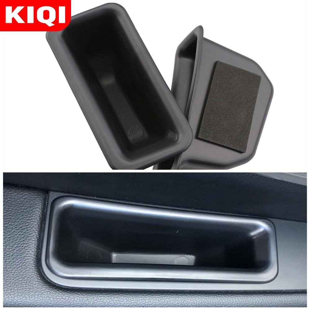 2x Interior Armrest Door Bin Box Storage Container Box Fit For Kia Sorento 2016