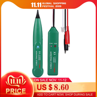 MS6812 Antenna NFC Analyzer Telephone Phone Wire Network Cable Tester Line Tracker for MASTECH Adsl Tracer