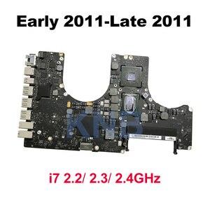 """Image 4 - オリジナルA1297マザーボード820 2610 A 820 2849 A 820 2914 A/b macbook proの17 """"a1297ロジックボード2009 2010 2011年"""