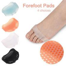 Силиконовые соты стельки для передней части стопы обувь на высоком каблуке гелевые стельки дышащая забота о здоровье обувь Защитный Массажный обуви вставка